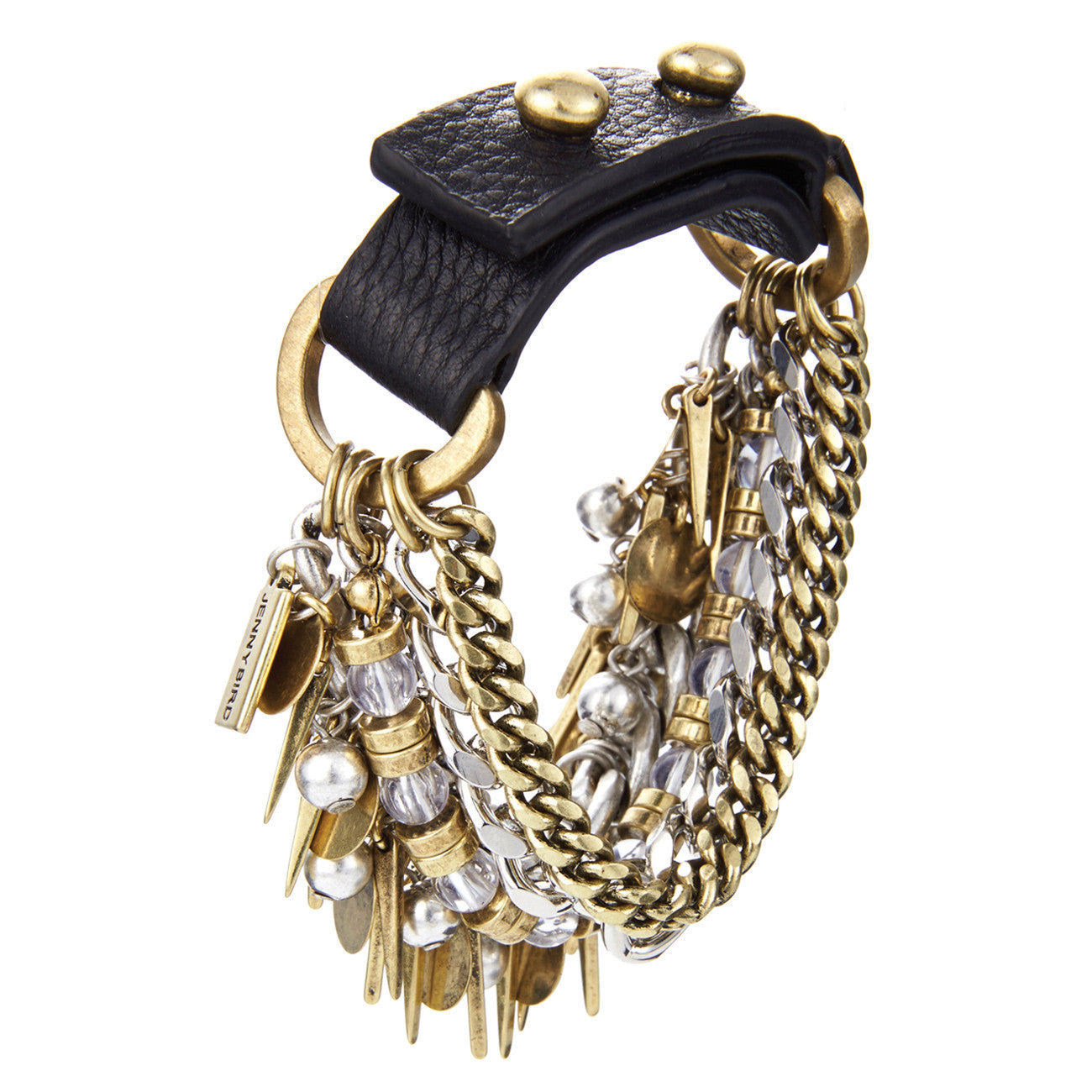 Jenny Bird Talitha Bracelet in Gold and Silver