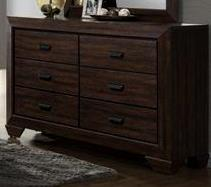 Farrow Brown Dresser