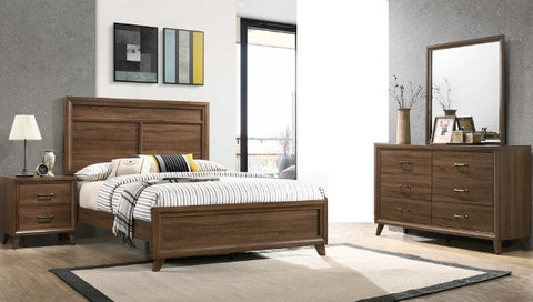 Darryl 4 Piece Bedroom Set