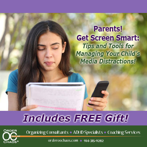 ONLINE VIDEO: Parents! Get Screen Smart - Tips and Tools for Managing Your Child's Media Distractions
