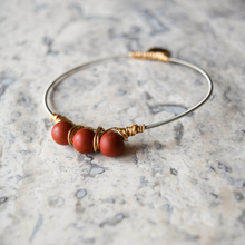 The Southbound Guitar String Bangle