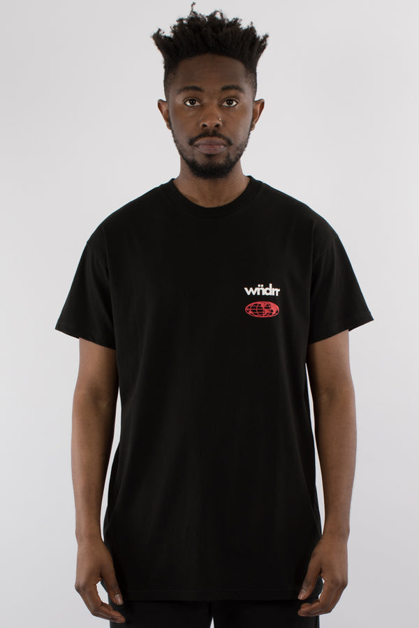 SCORPION CUSTOM FIT TEE - BLACK