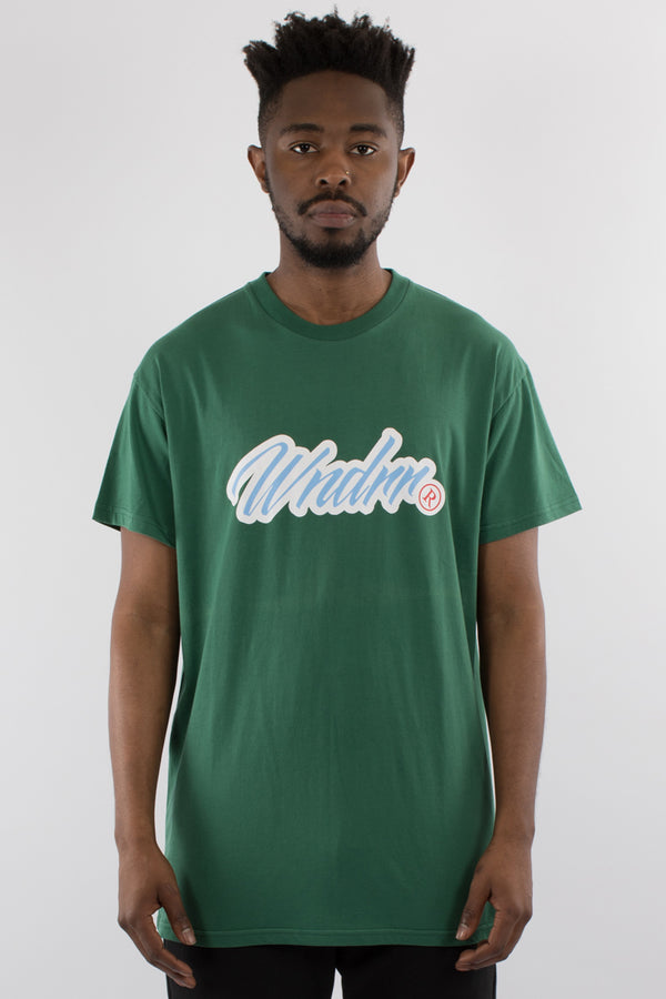 TOTAL CUSTOM FIT TEE - FOREST GREEN