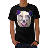 Panda Lady Paradise Mens T-Shirt