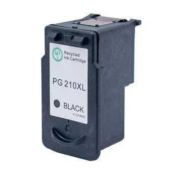 Generic Brand (Canon PG-210XL) Remanufactured Black, High Yield Ink