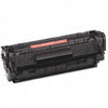 Generic Brand (HP 12A) Remanufactured Black Toner Cartridge