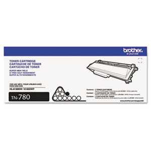 Brother TN780 TN780 Super High-Yield Toner, Black