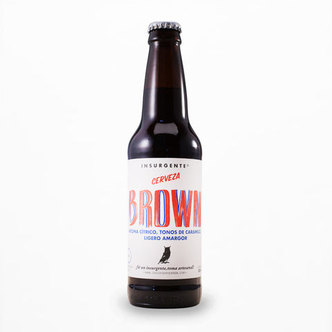 Insurgente Brown Ale