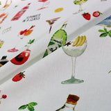 Cocktail  Bar Home Furnishing Fabric