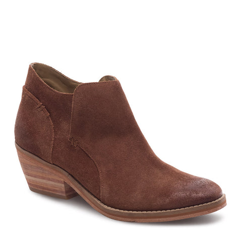 Women's Amelia Brandy Suede Ankle Boot