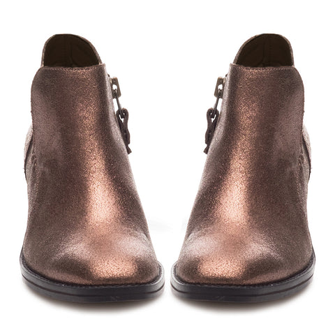 Women Amelia Boot Bronze