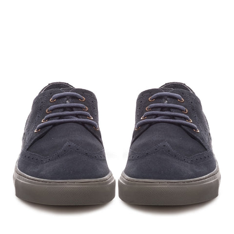 Men Warner Sneaker Navy