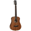 Tanglewood Winterleaf Travel Size Acoustic Guitar - Mahogany, Natural Satin