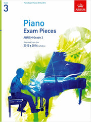 ABRSM Grade 3 Piano Exam Pieces 2015-2016