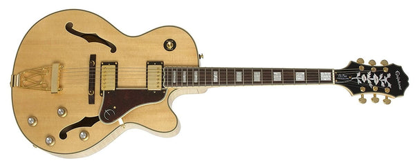 Epiphone Joe Pass Emperor II Pro Natural