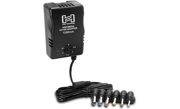 Hosa ACD477 100VAC to 240VAC Multi-Voltage AC Power Adapter