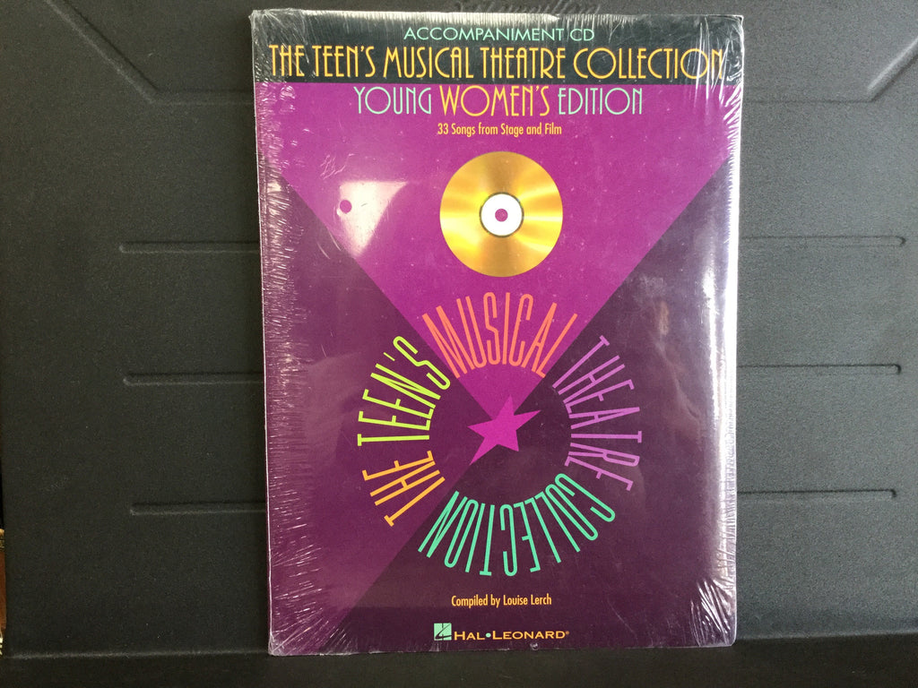 The Teens Musical Theater Collection Accompaniment CD