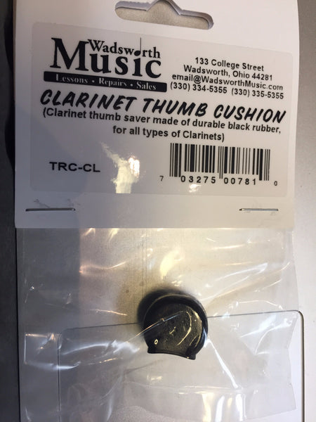 Clarinet Thumb Cushion
