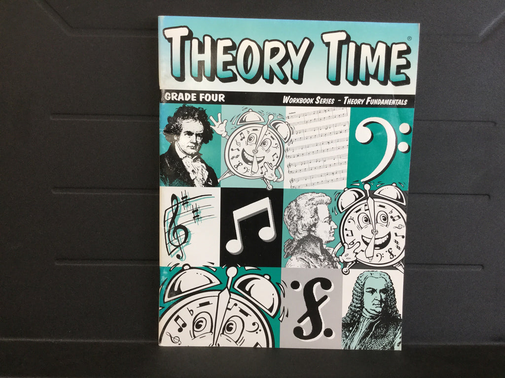 Theory Time Grade 4