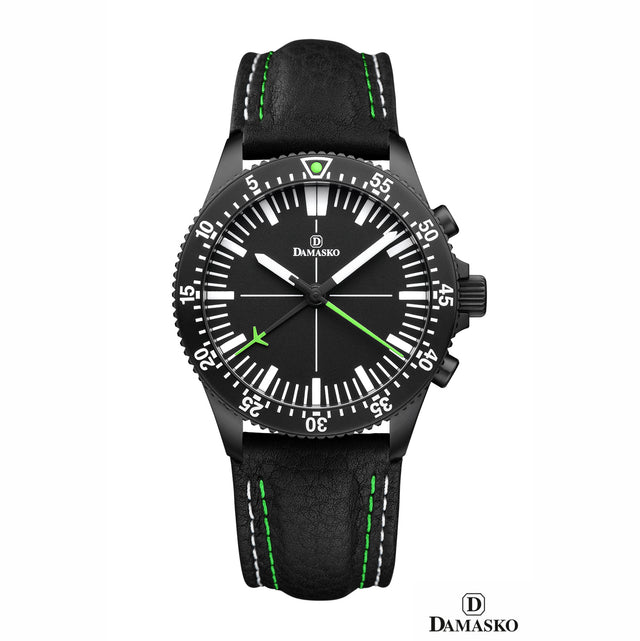 Damasko DC 80- green black