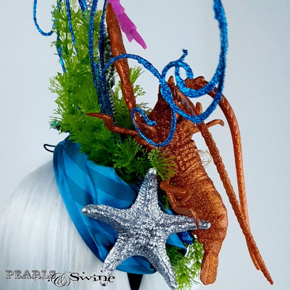 Unusual Under the Sea hat