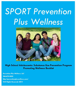SPORT & InShape Prevention Plus Wellness Booklets