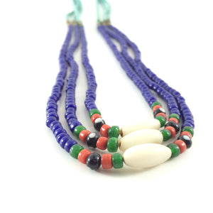 Handcrafted Nagaland Tribal Beads Necklace