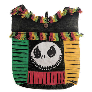 Haloween Cotton Shoulder Bag