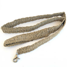 Load image into Gallery viewer, HEMP Dog Leash made from 100% natural, organic and eco-friendly handwoven HEMP