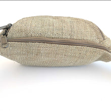 Load image into Gallery viewer, HEMP Fanny Pack made from 100% natural, organic and eco-friendly handwoven HEMP