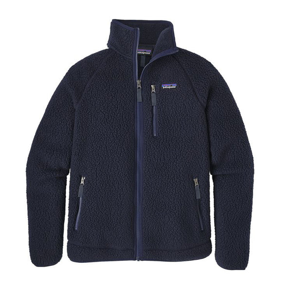 Men's Retro Pile Fleece Jacket - FINAL SALE