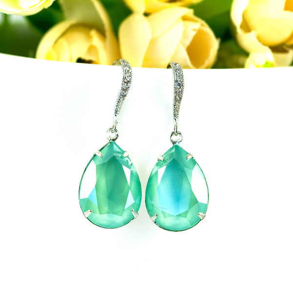 Mint Earrings Pacific Opal Earrings MT-31