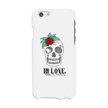 Deadly In Love White Case Cute Matching Phone Case for Couples