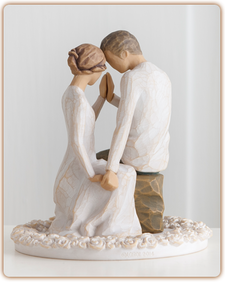 Around You Cake Topper