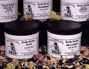 Winddrift Hill Body Butters