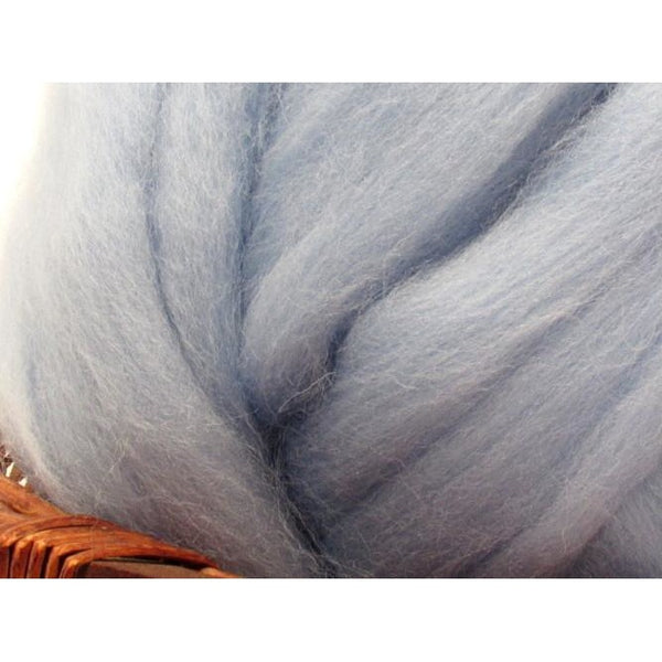 Dyed Shetland Top / 1oz - Dream