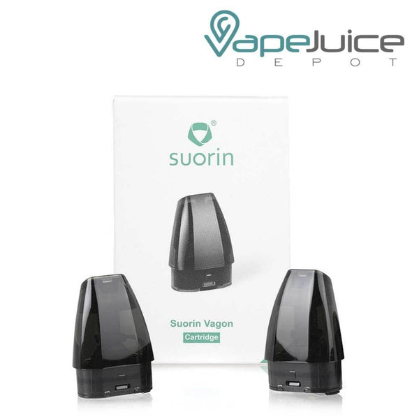 Suorin Vagon Replacement Pod Cartridges - VapeJuiceDepot