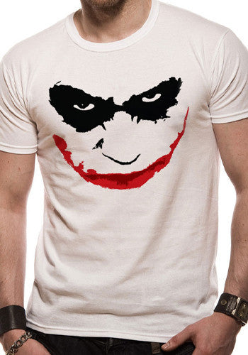 Smiling Joker T Shirt from The Dark Knight