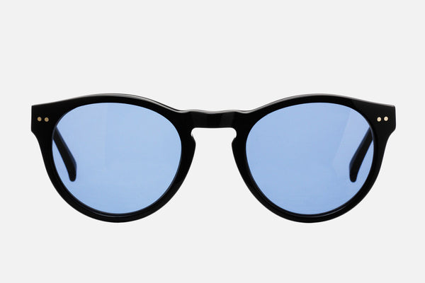 Henry Sunglasses - Black - Front