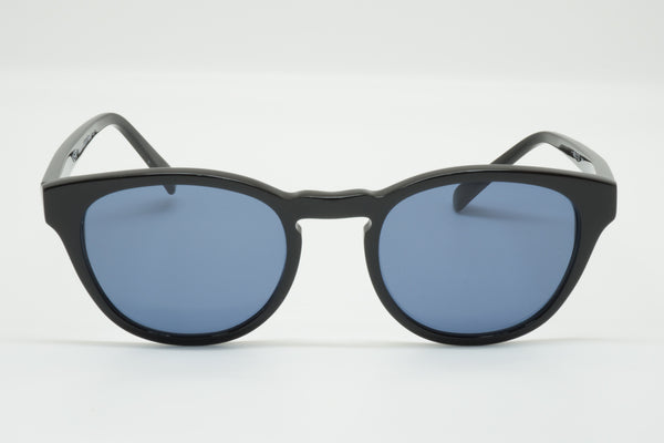 Wilson Sunglasses - Black - Front