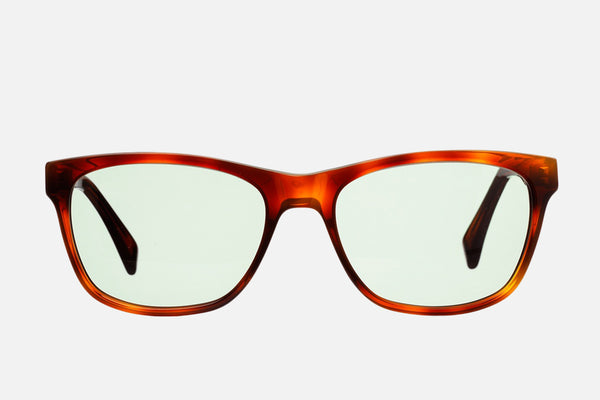 Harry Sunglasses - Light Havana - Front
