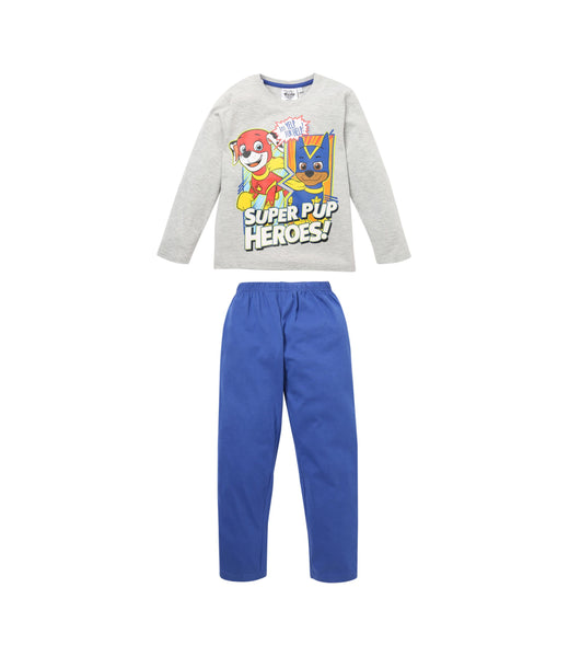 Boys Pyjamas Paw Patrol - Grey