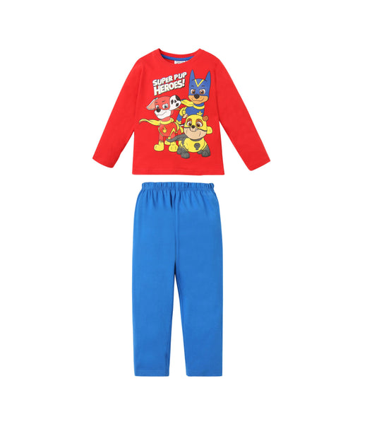 Boys Pyjamas Paw Patrol - Red