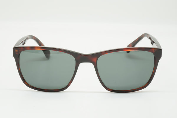 Isaac Sunglasses - Black - Front