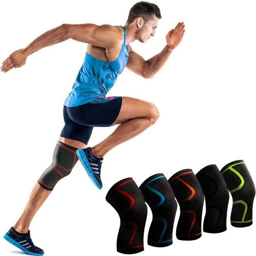 Knee Brace - Compression Sleeve ~ Lift and Rise Stabilizer Support!