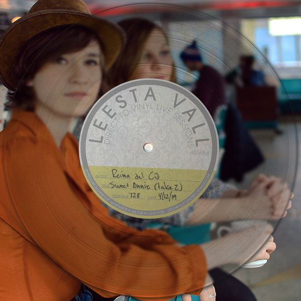 Direct-To-Vinyl Live Session #728: Reina del Cid