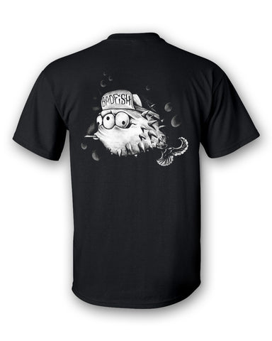 Badfish Bad Puffer Tee