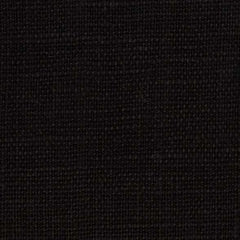 Belgian Black 1 - 100% Linen 7.5 Oz (Medium Weight | 56 Inch Wide | Extra Soft) Solid| By Linen Fabric Store Online