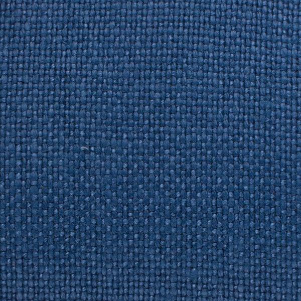 Brazil Blue 8 - 100% Linen 12 Oz (Heavy/Medium Weight | 56 Inch Wide | Medium Soft) Solid
