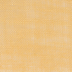 SAMPLE - Egyptian Gold 1 - 100% Linen 2.5 Oz (Very Light Weight | 56 Inch Wide | Extra Soft) Sheer